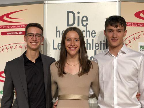 Hessische Leichathleten beschließen die Saison mit der HLV Gala Dierk Feyerabend fürs Lebenswerk geehrt