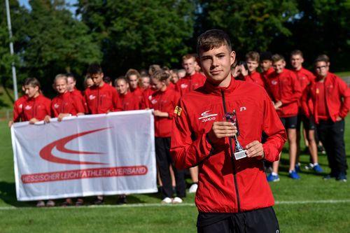 Team Hessen auf Platz zwei beim Ländervergleichskampf